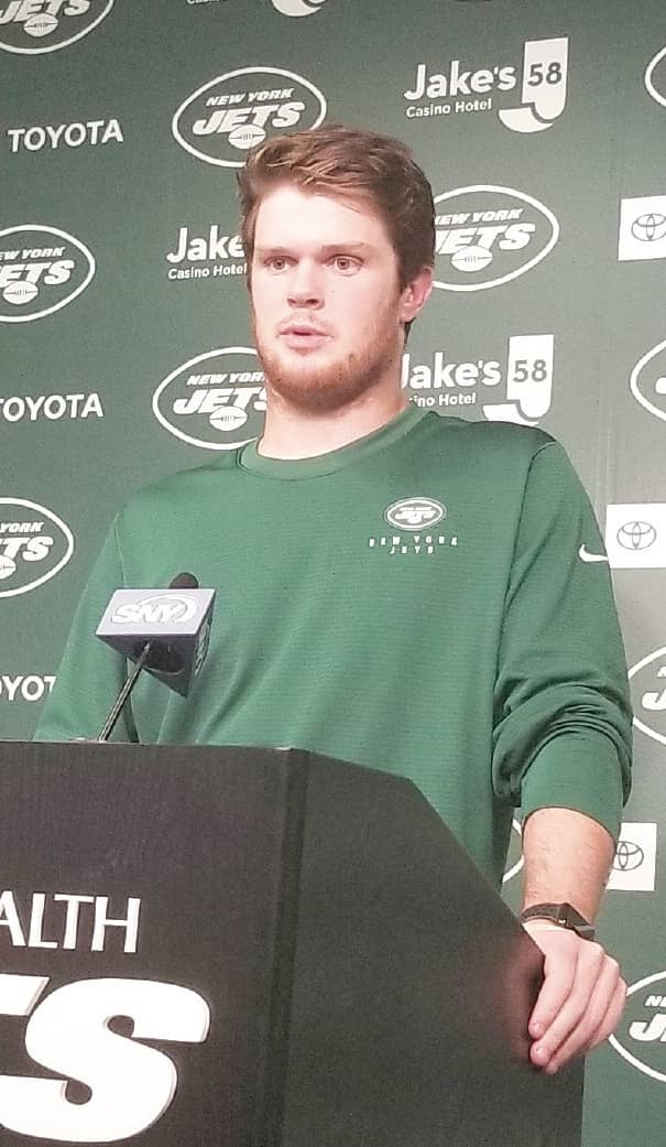Darnold: Thumb injury could have been avoided
