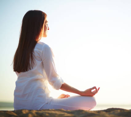 AN HOUR SPENT IN YOGA IS REWARDED WITH 2 HOURS OF EXTRA LIFE SPAN