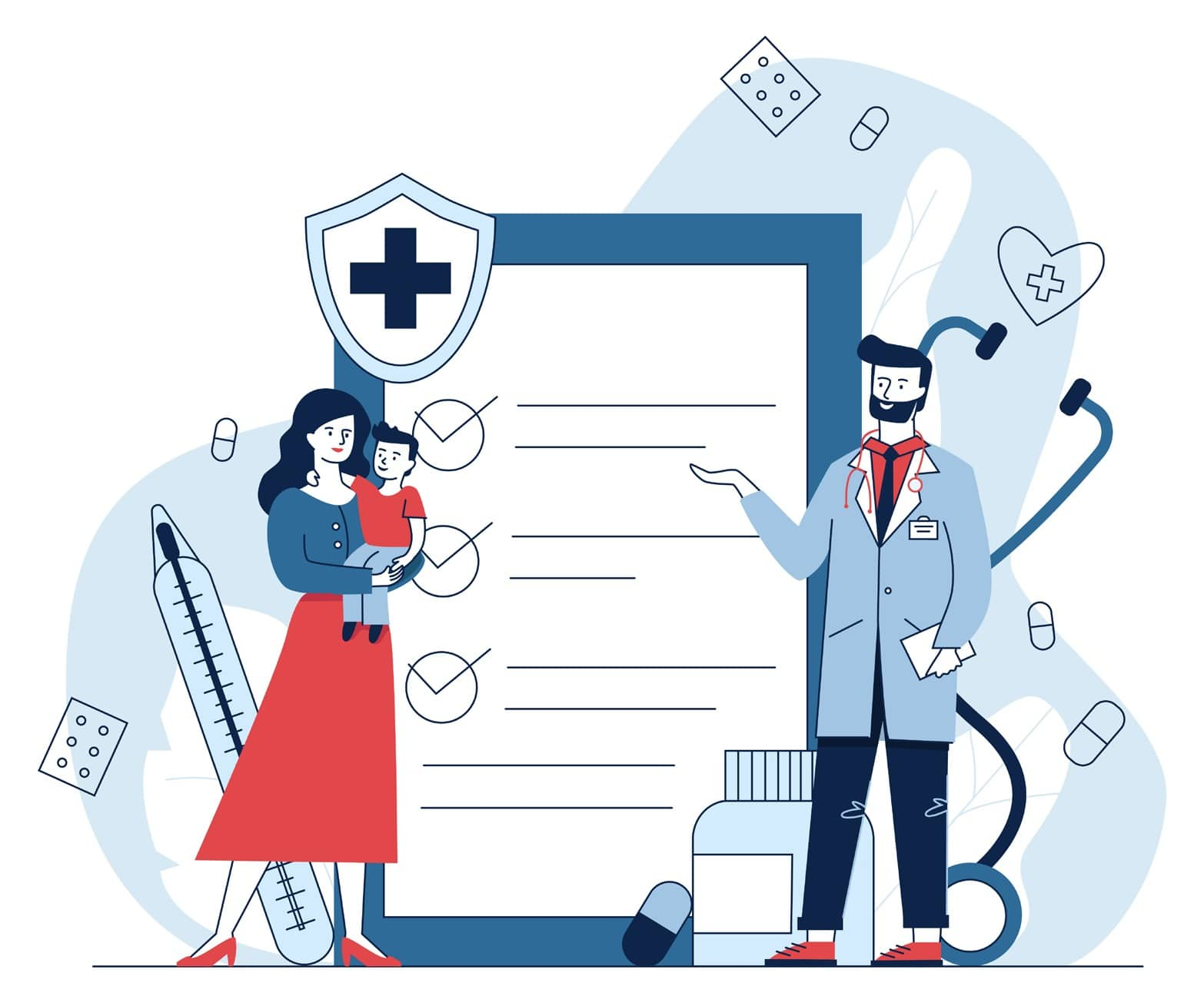 Know Important Features In Health Insurance Plan Before Buying