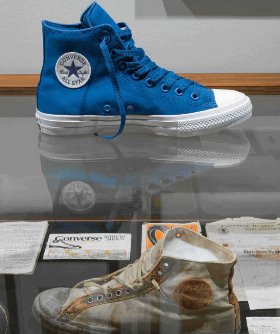 Converse Unveils the Chuck Taylor II
