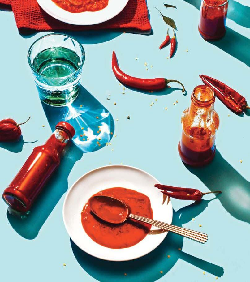 What Hot Sauce Says About American Consumers