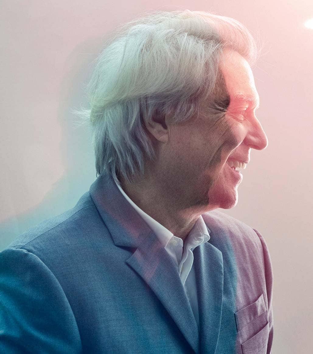 David Byrne – Creator and performer, American Utopia