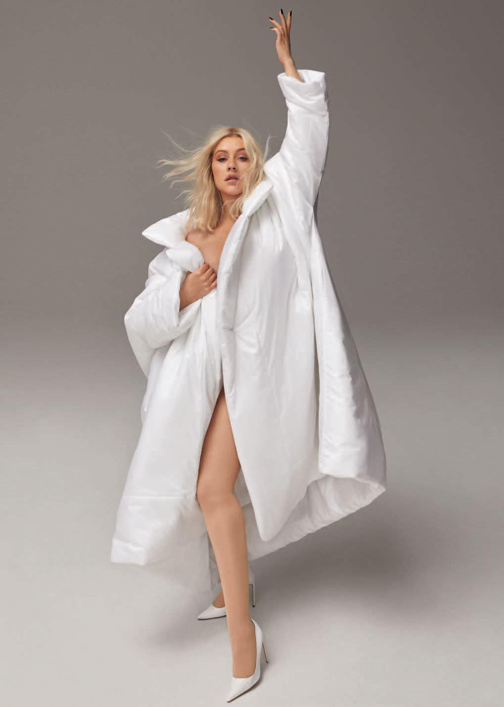 The Liberation Of Christina Aguilera