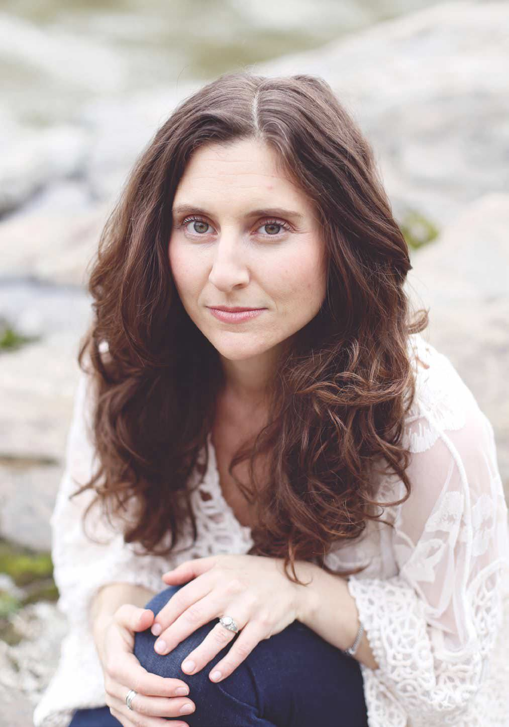 The Art of Being Heard: Author Cynthia Kane