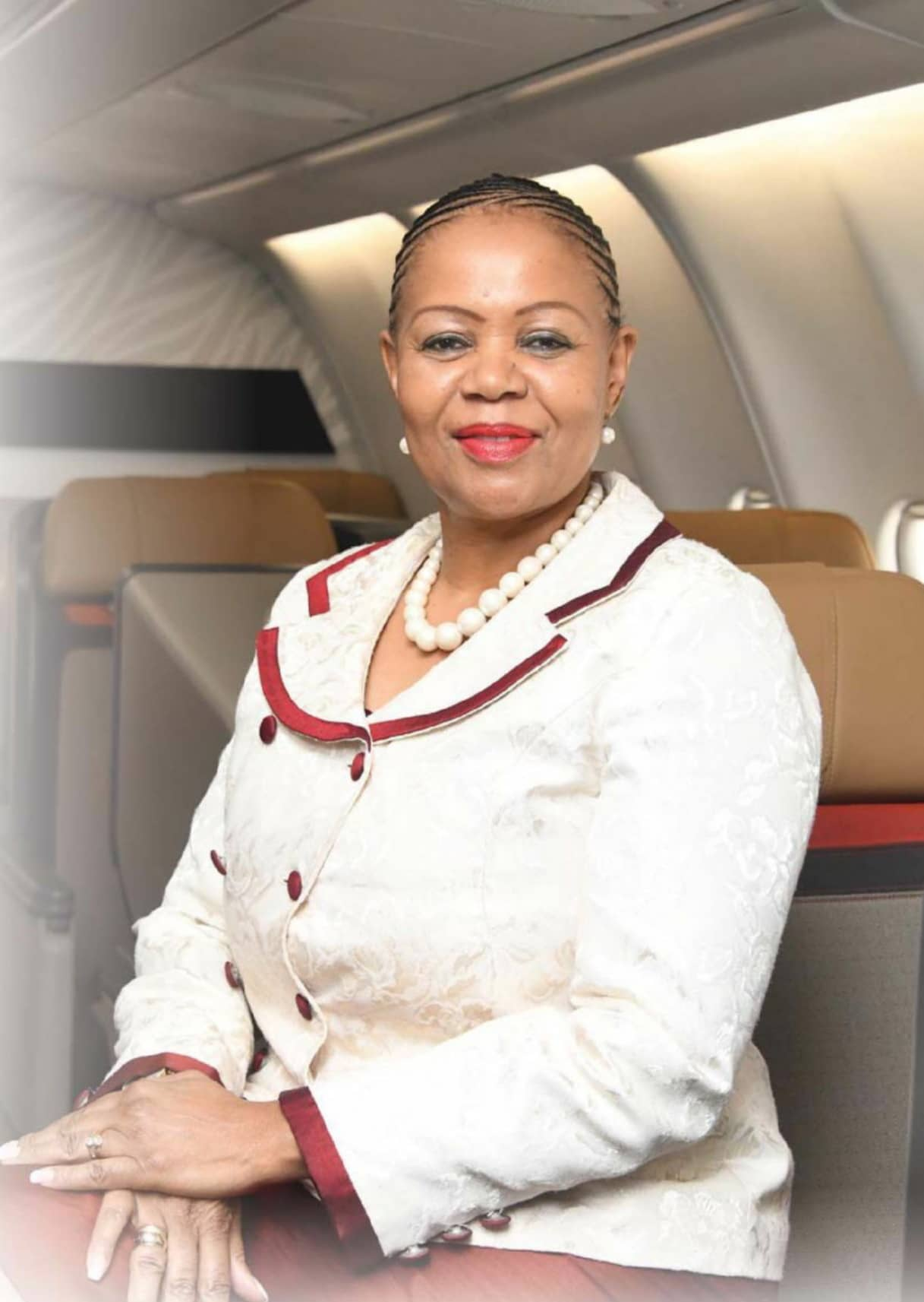 From Flight Attendant To CEO