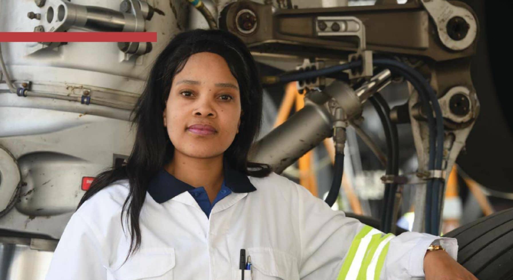 Lefentse Phokwane Reaching New Heights At SAA
