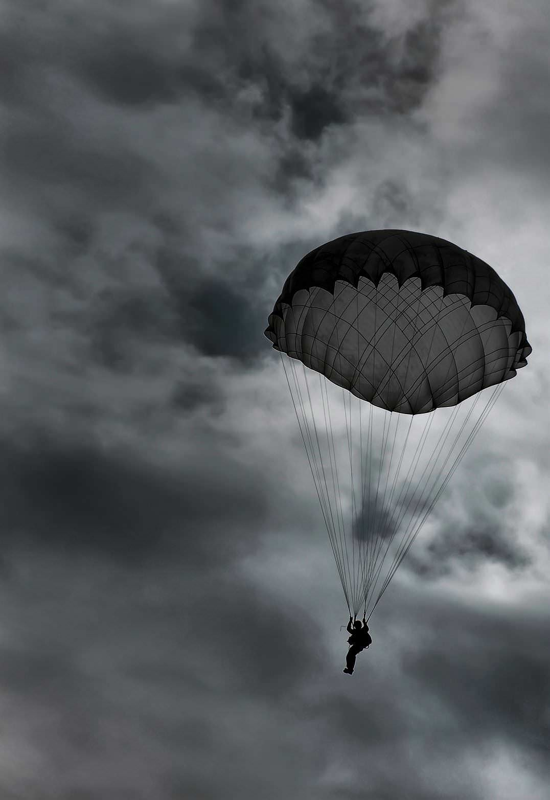 The Parachute Padre