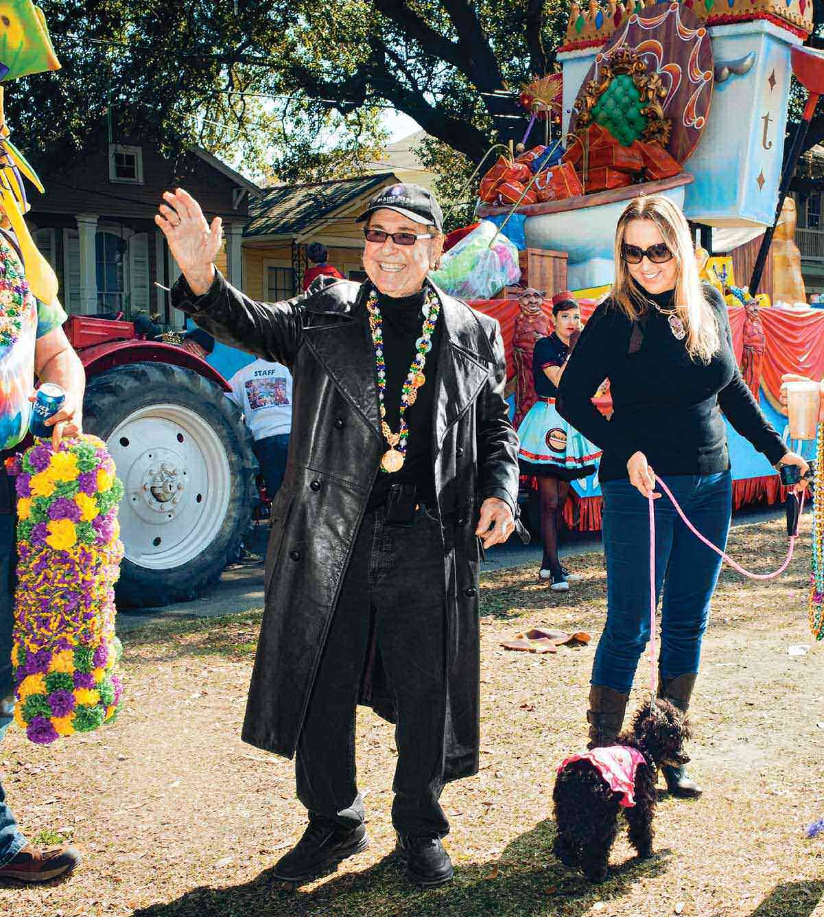 The Family Feud That Almost Killed Mardi Gras