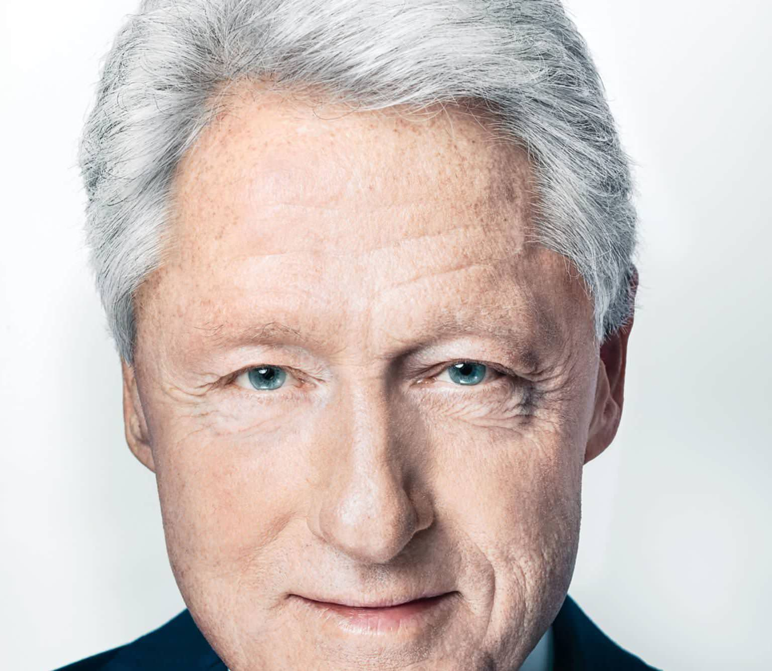 Bill Clinton On The Importance of Entrepreneurship