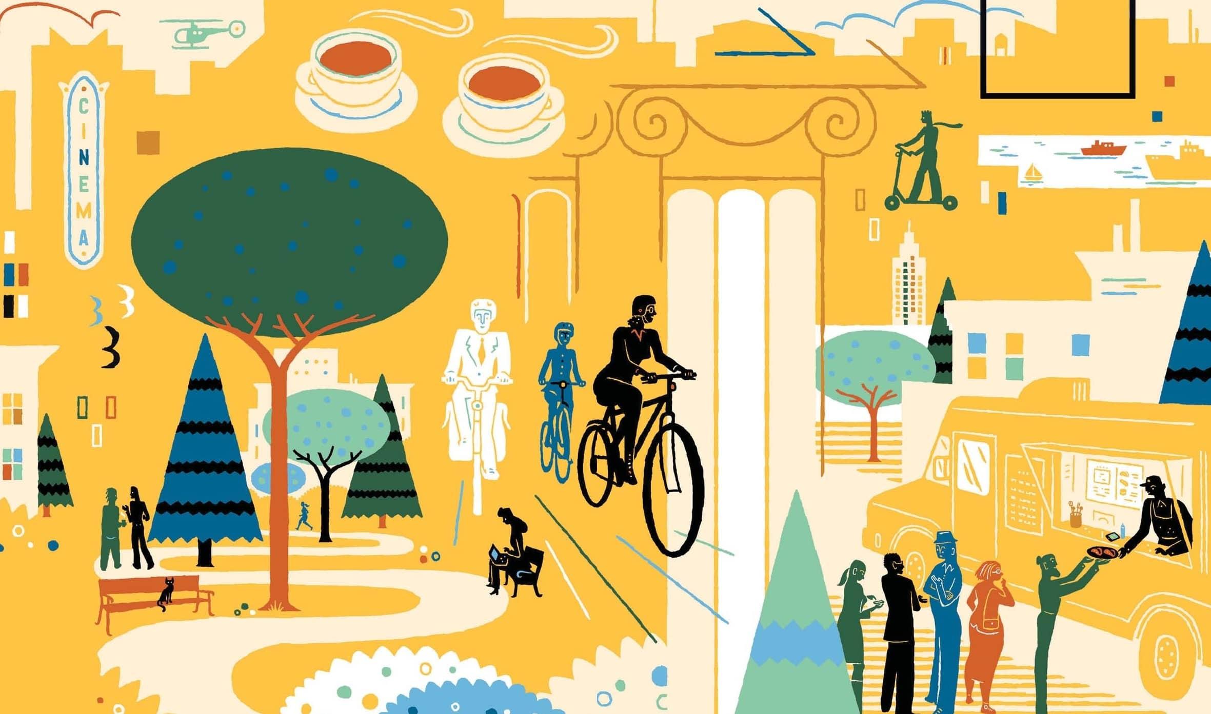 What Makes A City Surge?