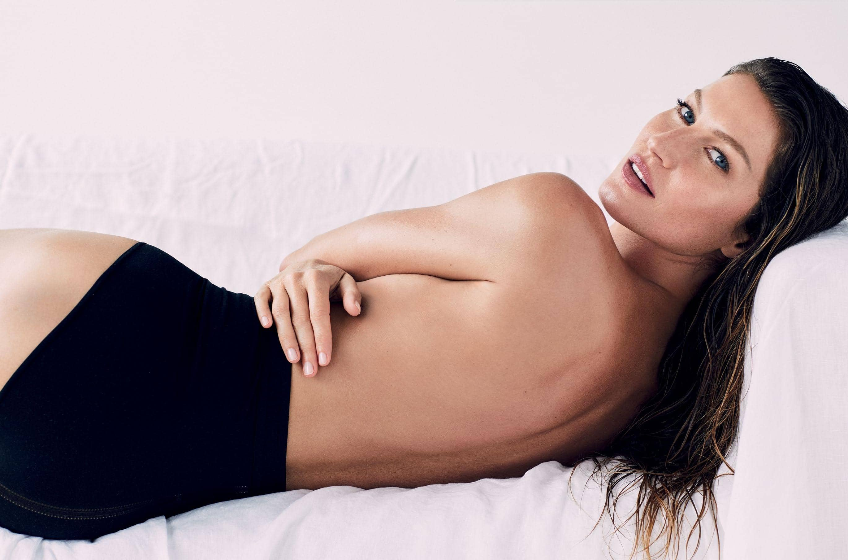 Gisele Bündchen On How To Stay Eternally Youthful