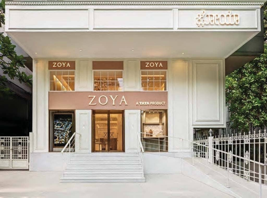 Titan's luxury jewellery brand Zoya forays into South India, opens new boutique in Bangalore