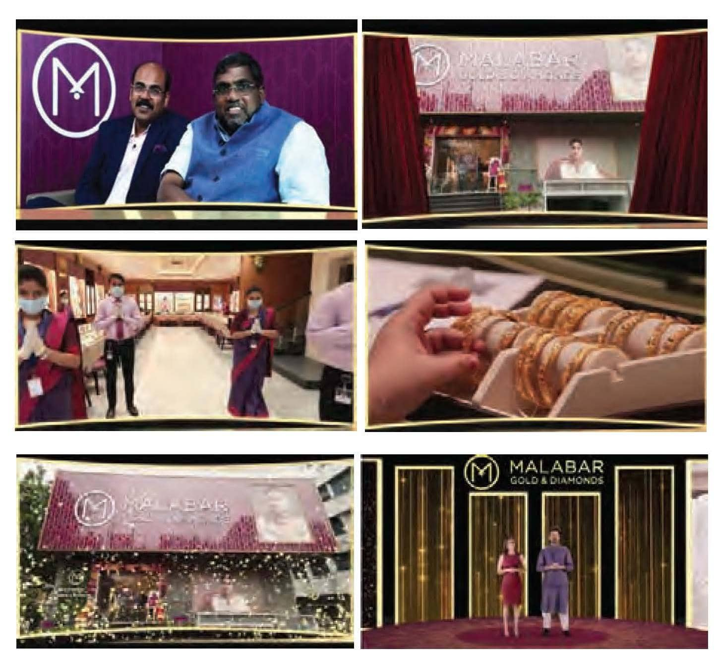 Malabar Gold & Diamonds launches its 1st store in Bihar with a unique virtual inauguration