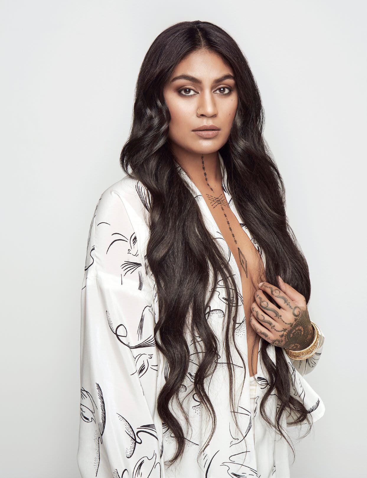 Brown Girl Aaradhna Patel