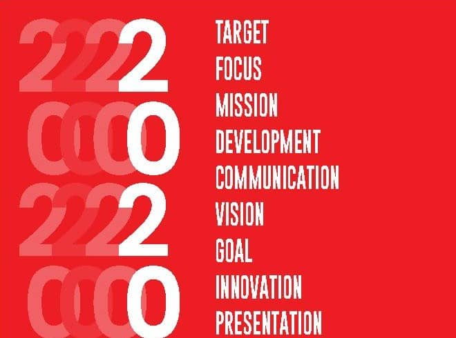 Mission 2020 : The Industry Outlook