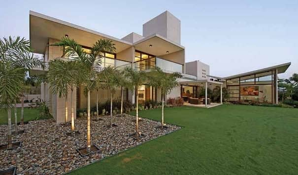 HIGH-END RESIDENTIAL PROJECTS