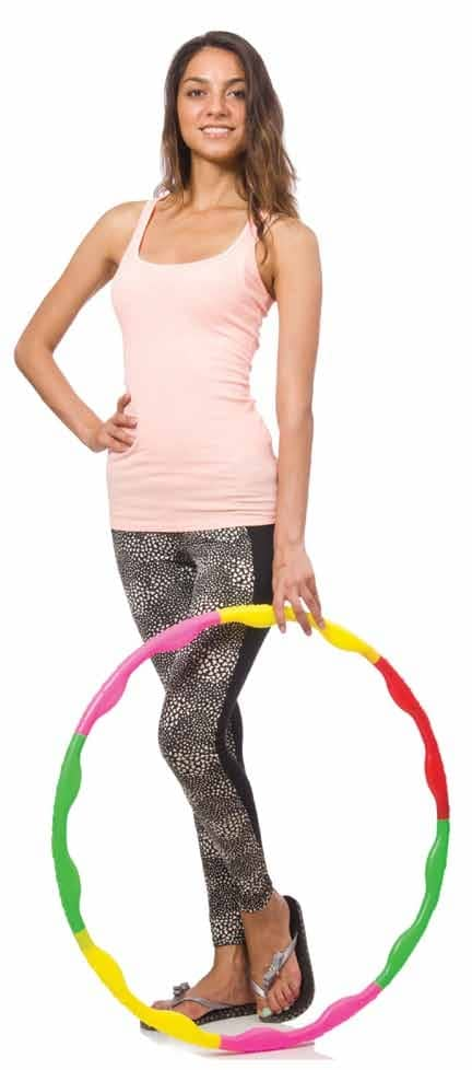 Hula Hoop Your Way To Fitness!