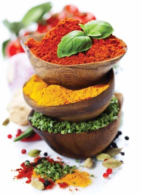 Best Herbs And Spices To Kick-Back Diabetes