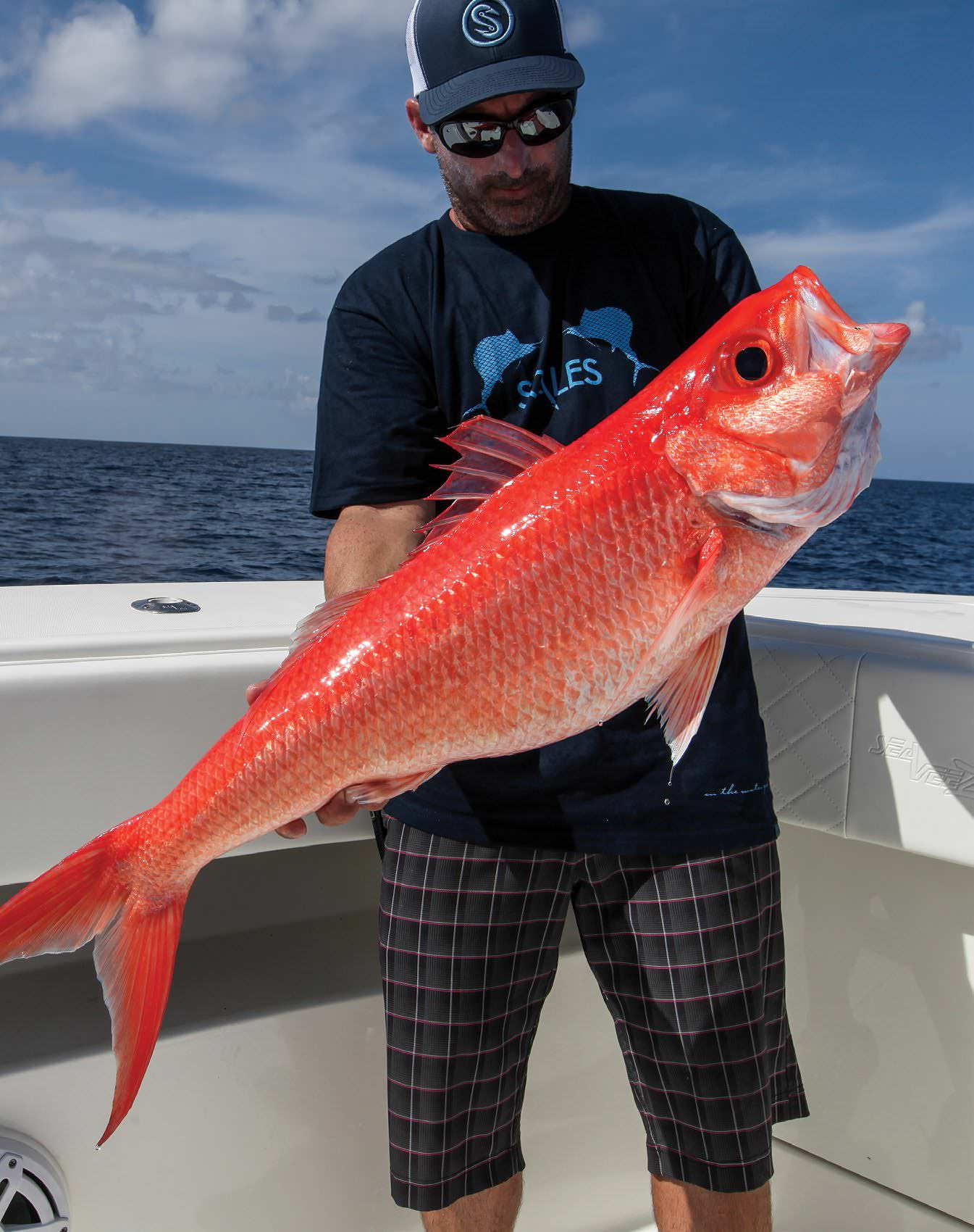 Deep color for Florida sport fishing