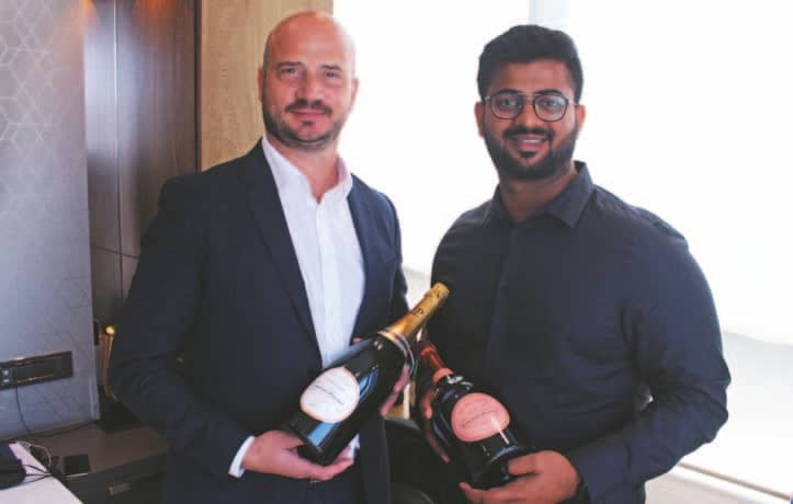 Laurent-Perrier - India on their mind