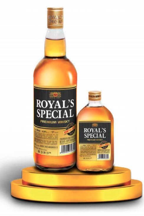 Royal's Special Premium - A Blend fit for Consumer the King