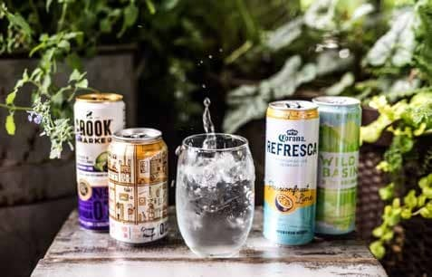 Hard Seltzer consumption forecasted to Triple by 2023