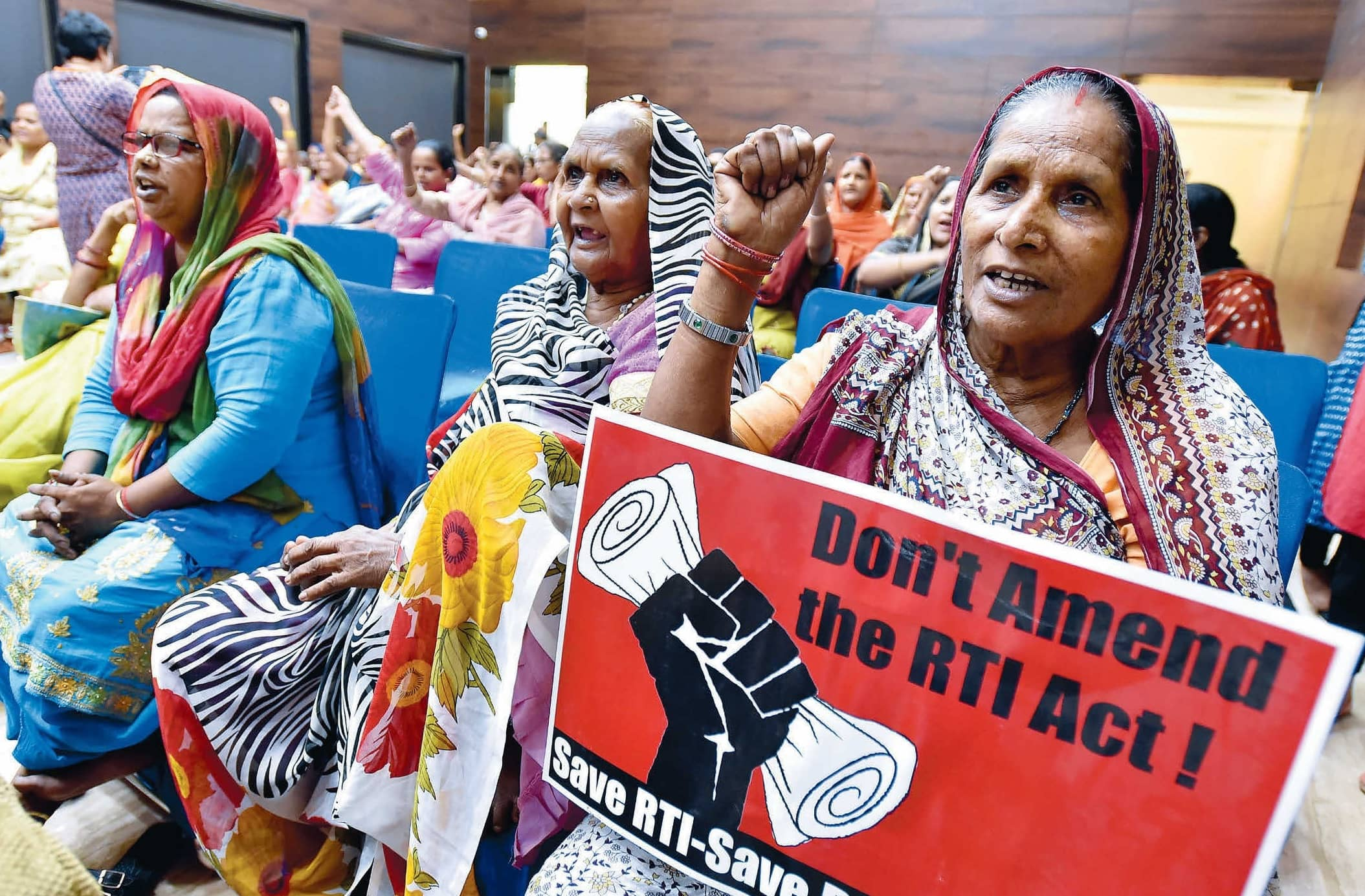 Will The Central Government Get The RTI Bill Passed In The Rajya Sabha?