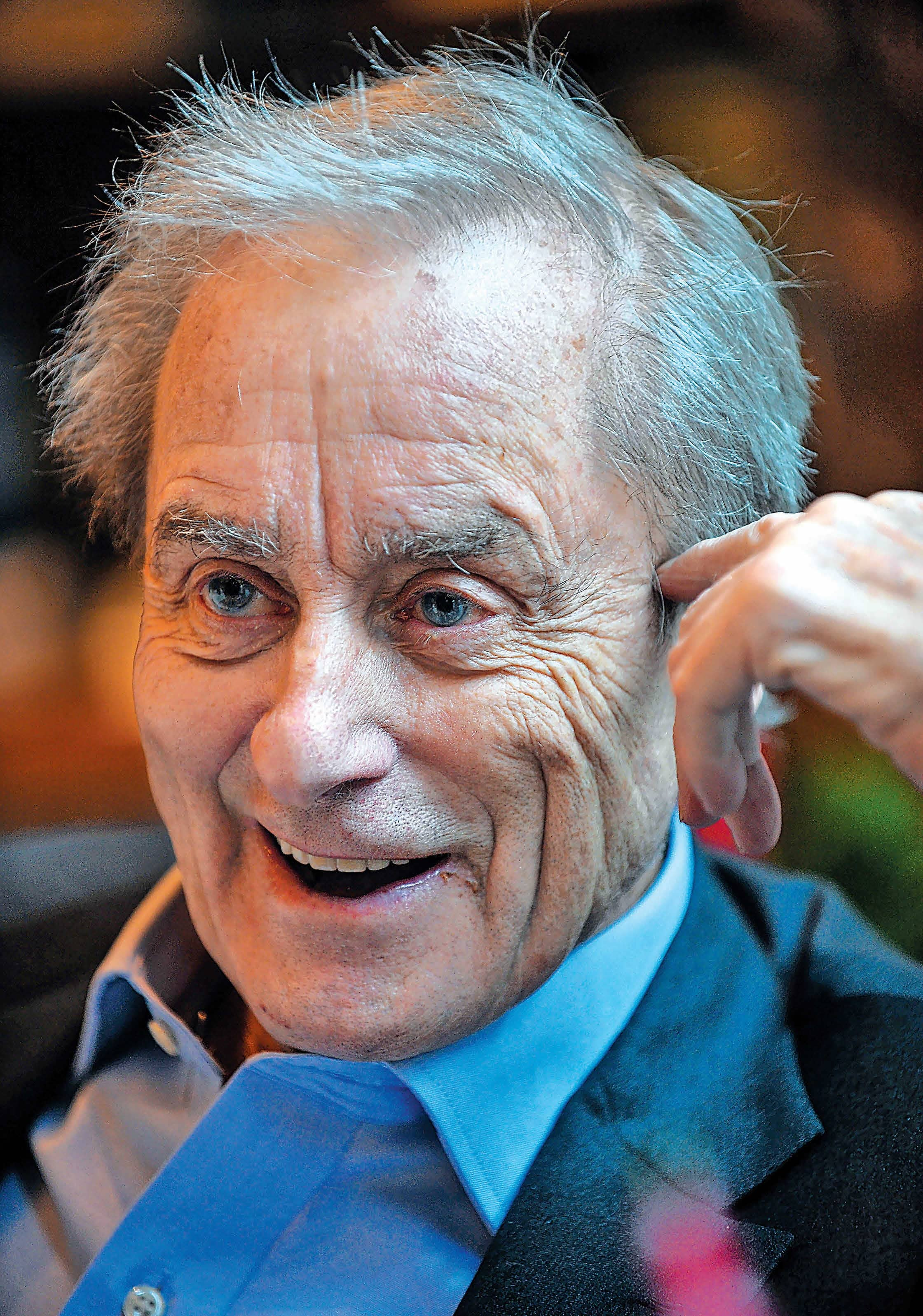 Sir Harold Evans - The Editor of all Times