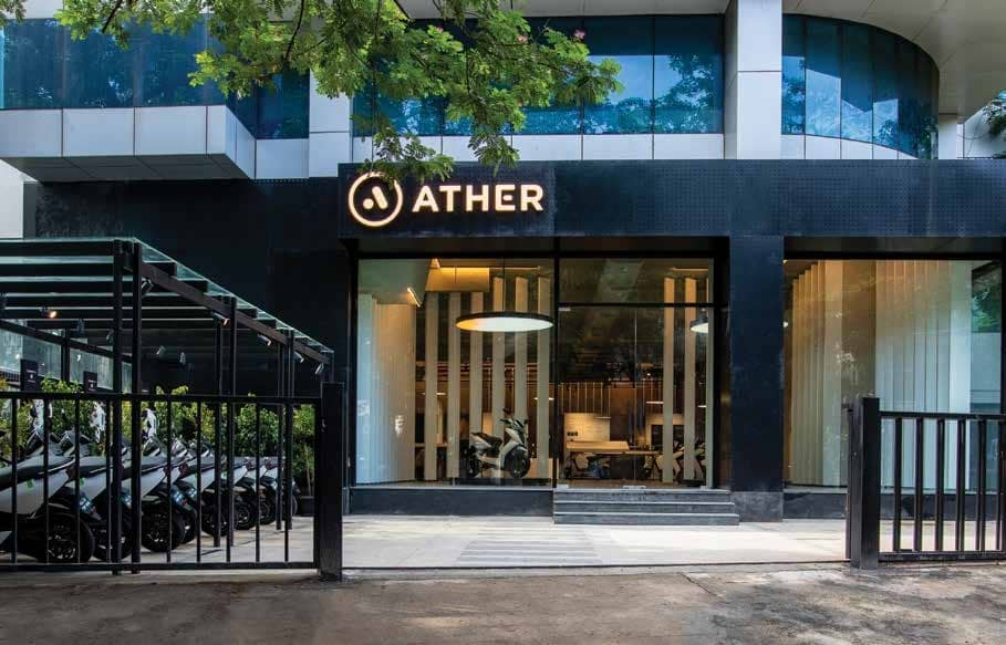 Ather Space: Redefining The Scooter Buying Experience