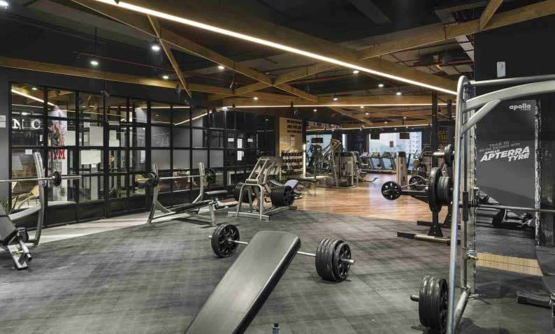 Where fitness is a way of life…