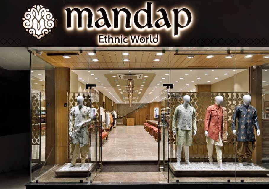 Mandap: A marriage of Opulence & elegance