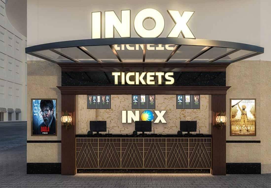 INOX goes all Art Deco & chic at Gorakhpur