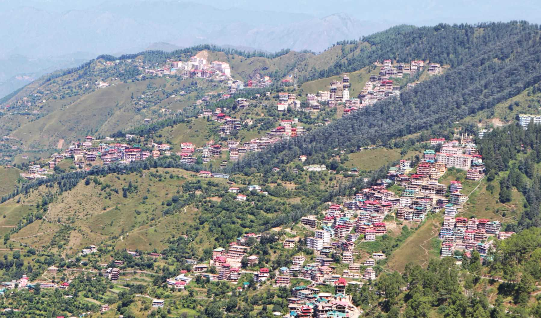 Shimla: At Peace, Amidst All The Action