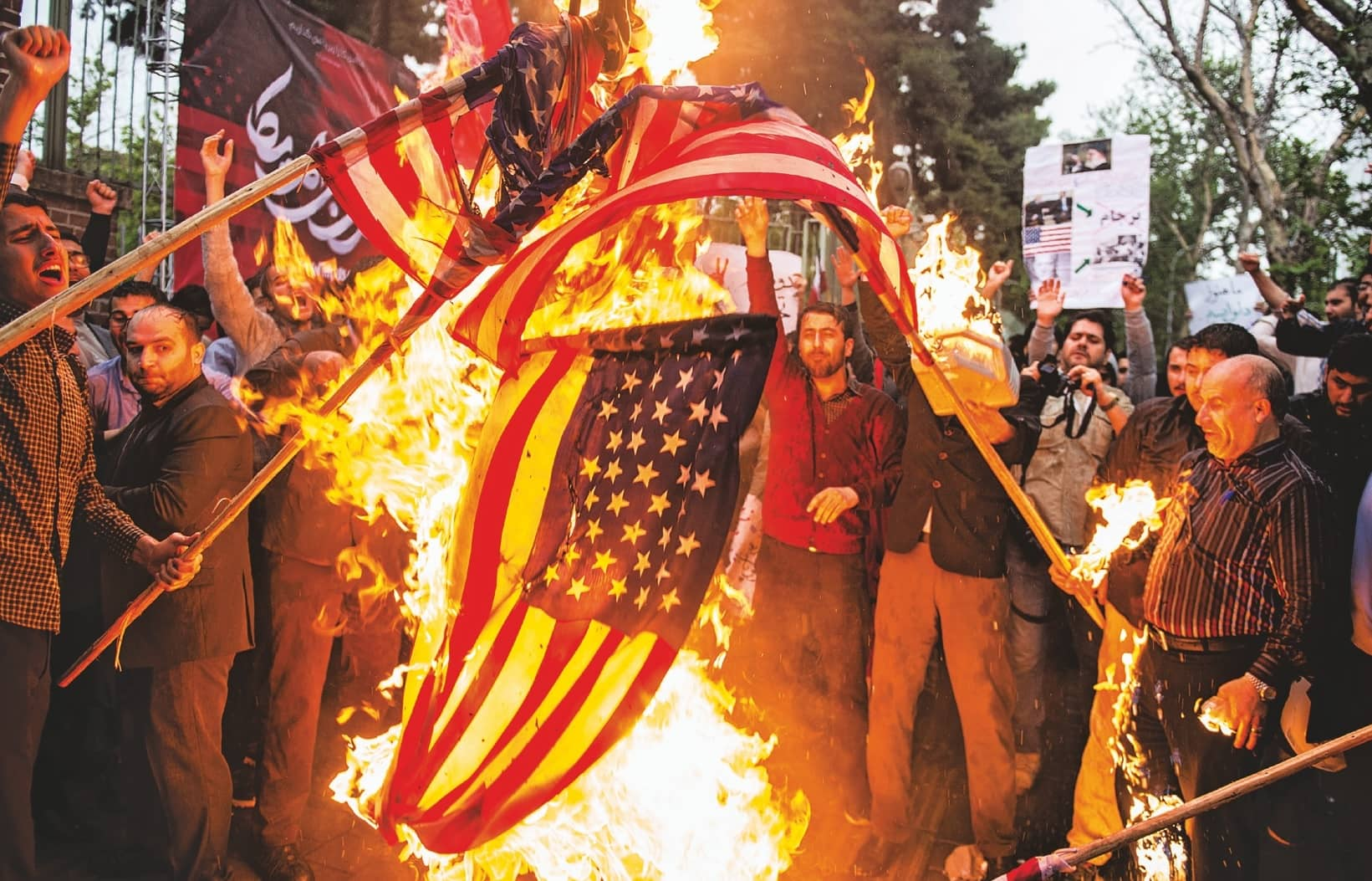 Foreign Policy: Playing With Fire