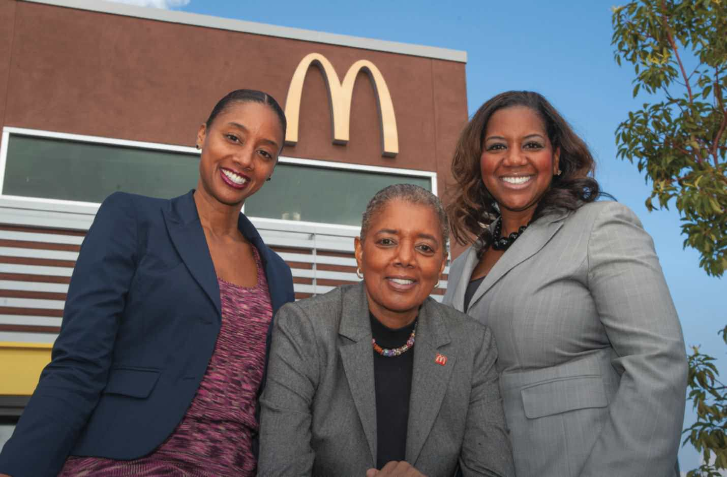 13 And Counting Patricia Williams And Her Daughters Are Creating An Empire Of McDonalds Franchises