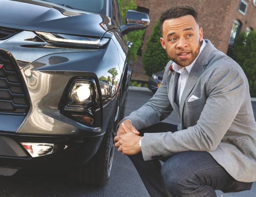 This Young, Black Aerodynamics Engineer Is Rebooting Classics At General Motors