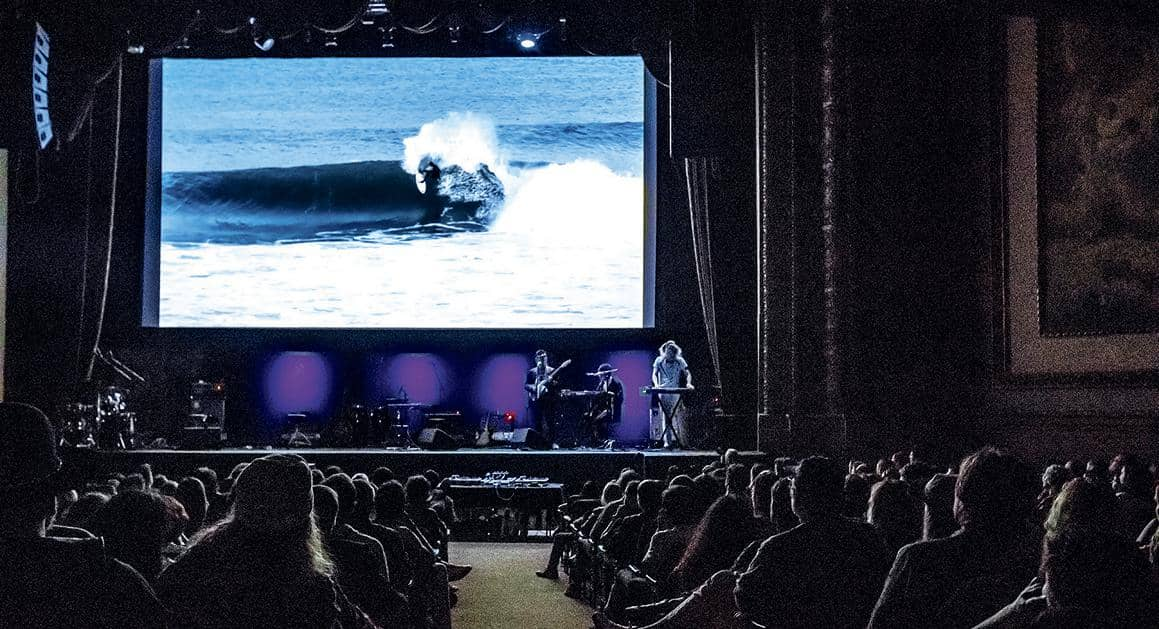 Rediscovering The Art Of The Surf Film Premiere
