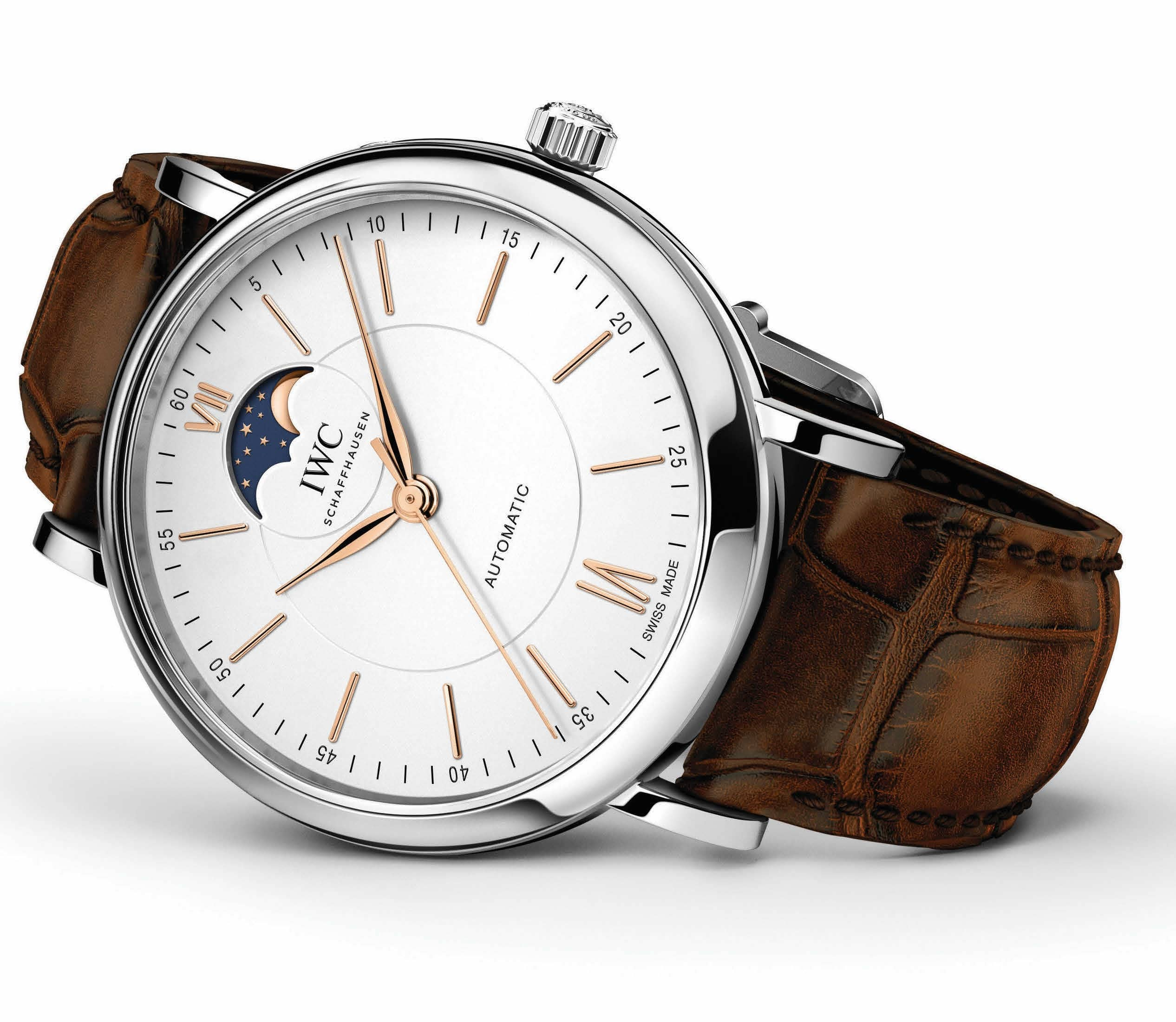 TOP 6 - MOONPHASE WATCHES
