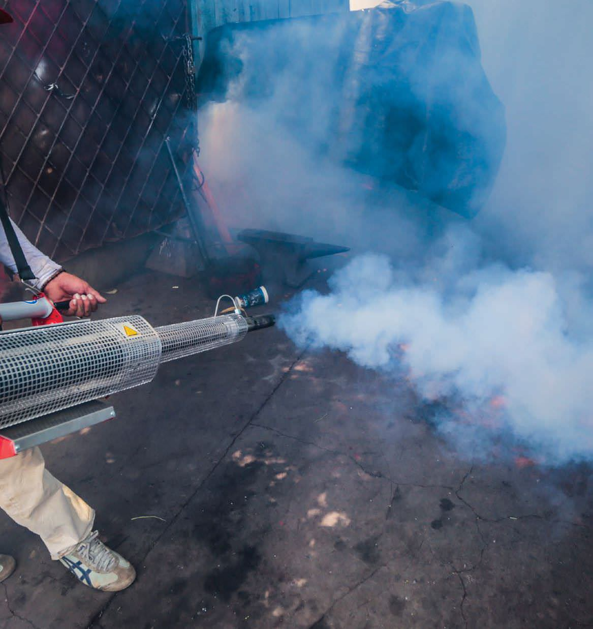 It's Not Rocket Science. Just Mosquito Medicine
