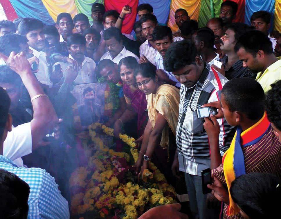 Veerappan: Eleven Years On, He Is Honoured As A Saviour