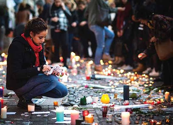 Paris Attack: Bloodied Streets Of The City Of Light.