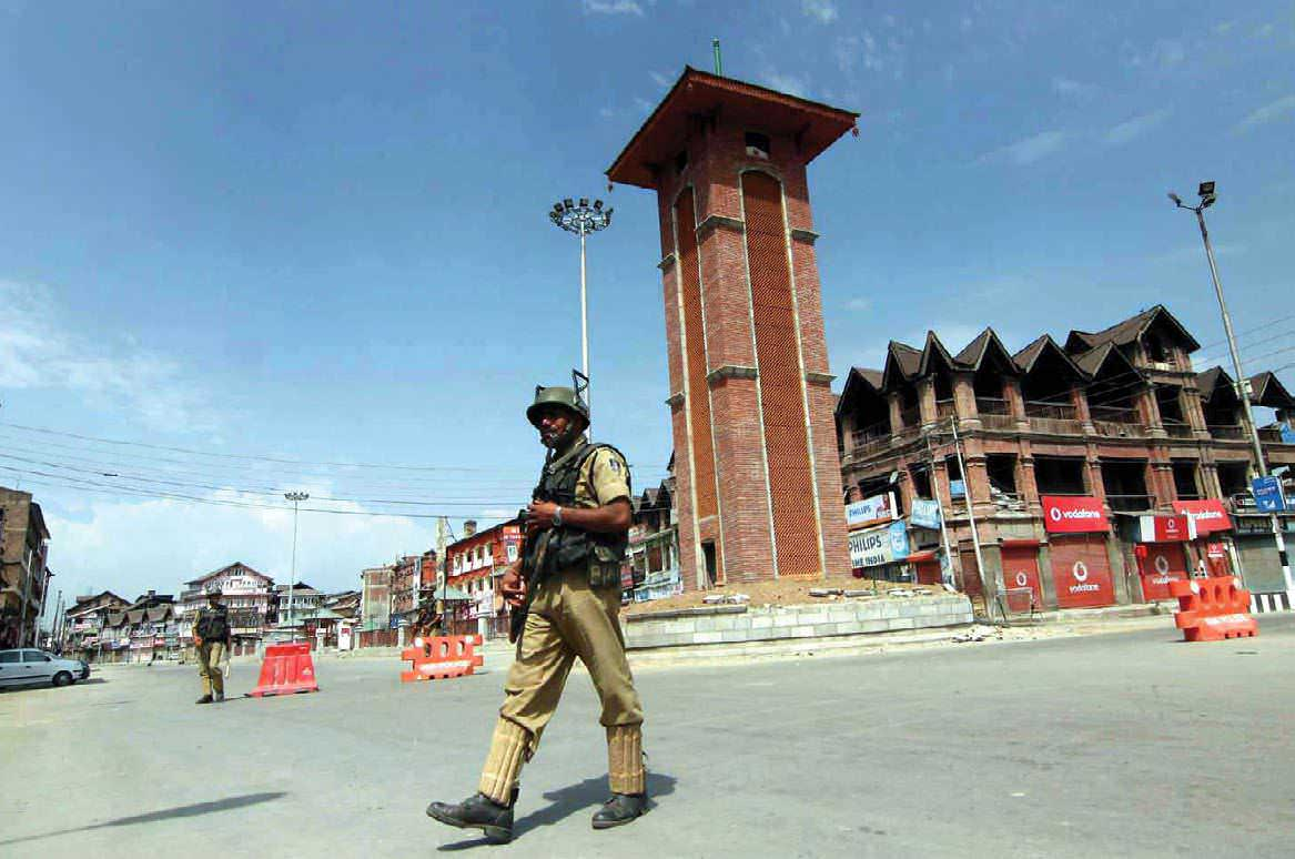Pakistan has no moral, ethical or legal case in Kashmir