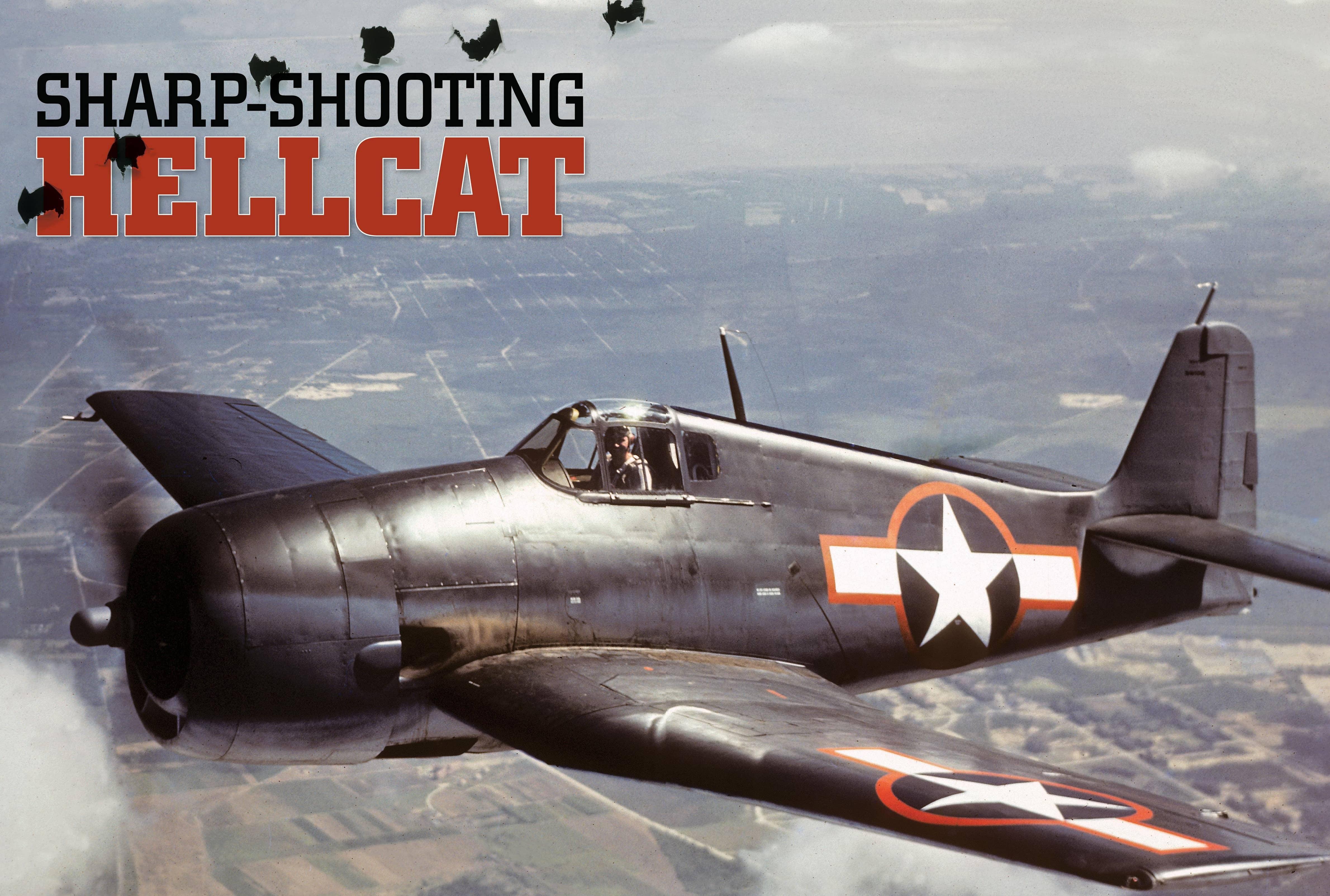 Sharp-Shooting Hellcat