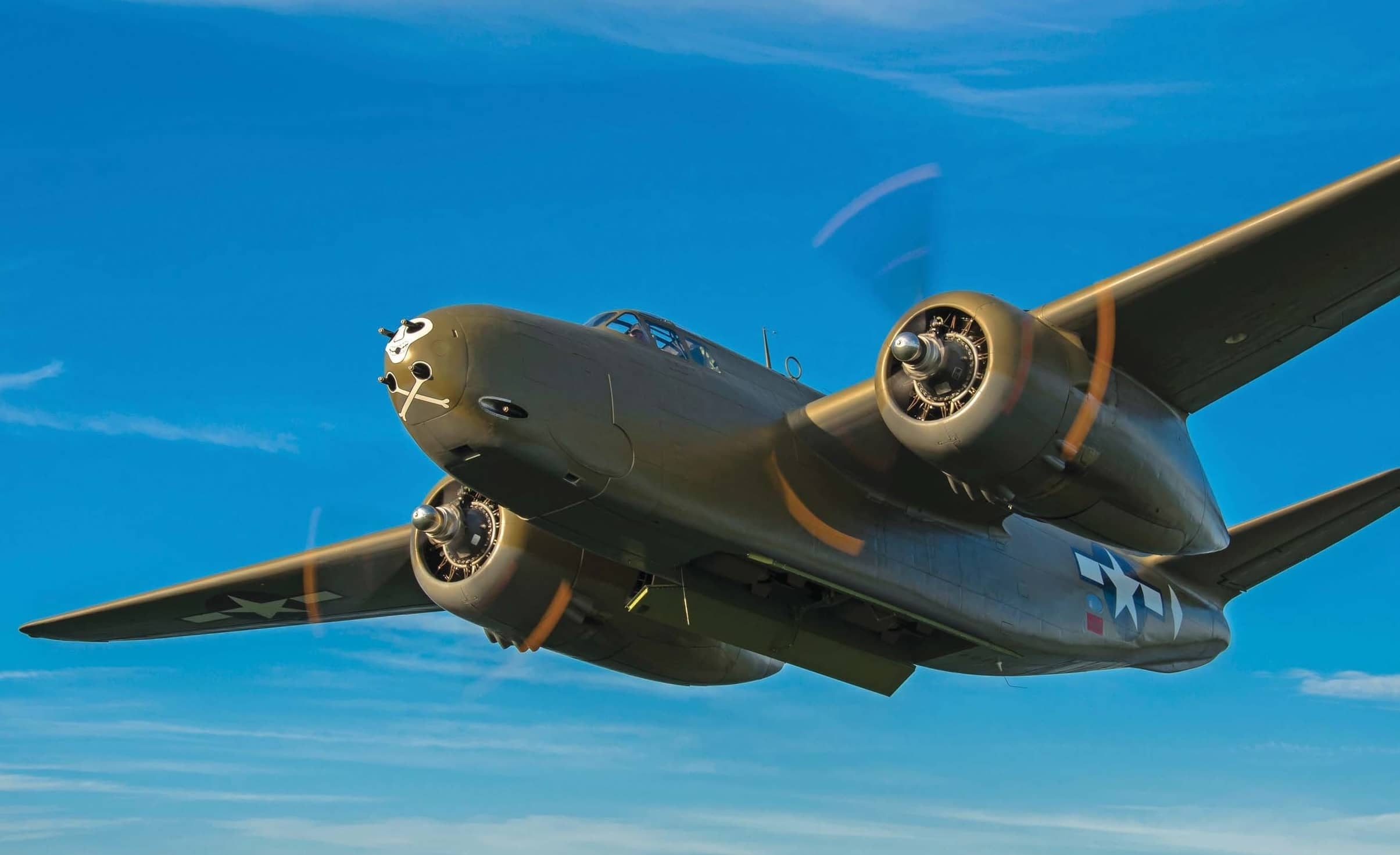 The A-20 Havoc Story - An Unknown Warrior