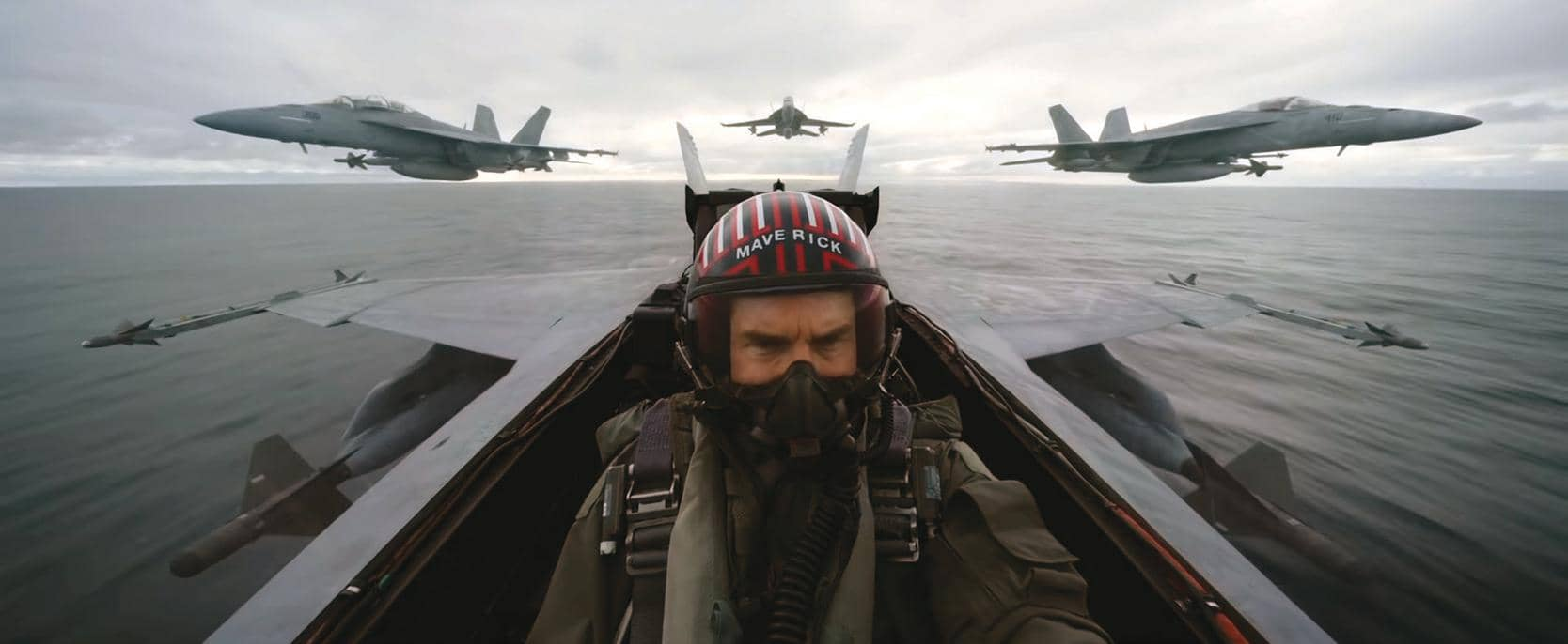The iconic '80s aviation action classic returns to thrill a new generation