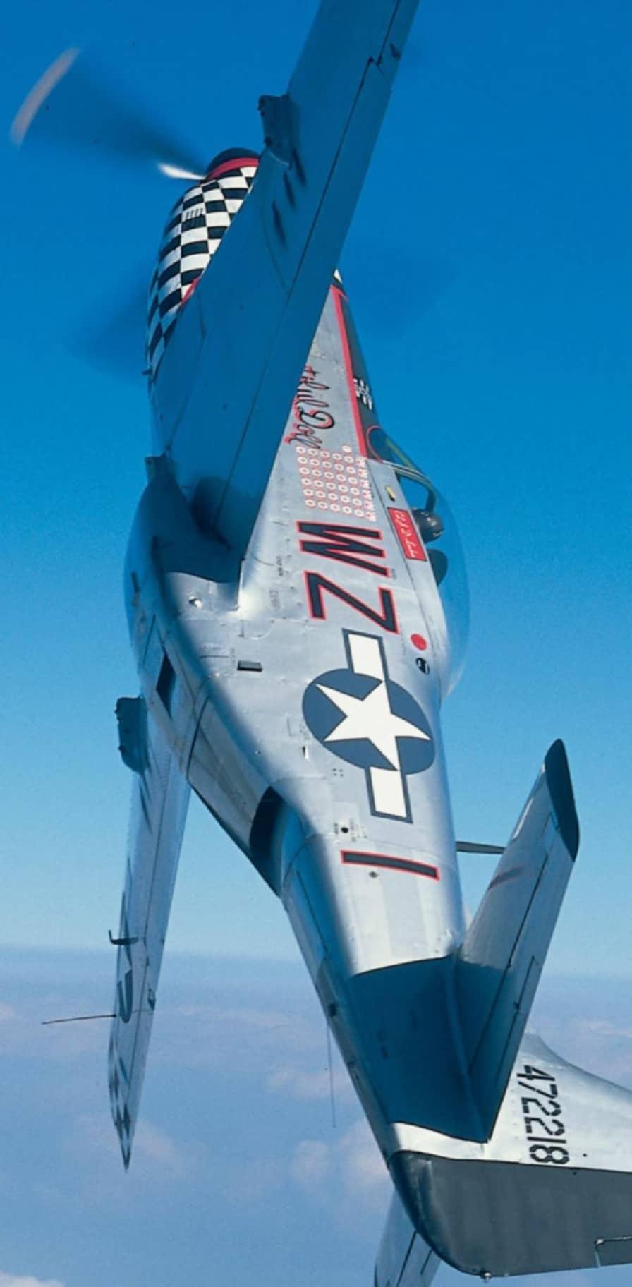 Mustang VS Thunderbolt