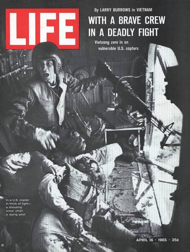 A Human Record of War: Life magazine, 1965