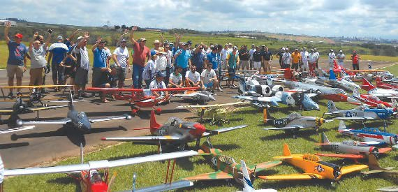 Warbirds 'RC Forever'