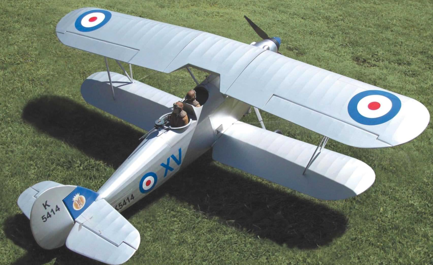 1/7-Scale Hawker Hind