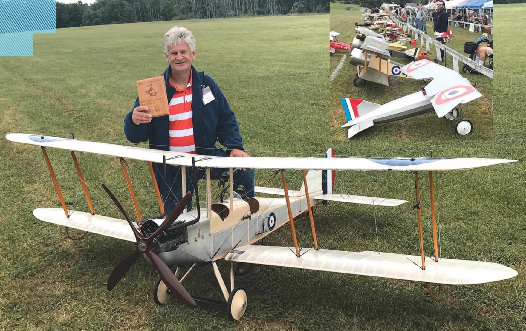 Winners At The Old Rhinebeck Aerodrome Jamboree